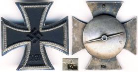 Железный крест 1-й степени образца 1939 года  на винте