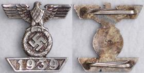 Планка повторного награждения Железным крестом, к кресту 2-го класса 1914 года