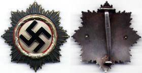 Германский крест в Серебре