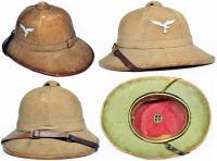 шлем тропический
