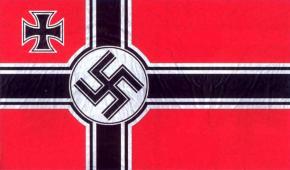 Имперский военный флаг (1938-1945)
