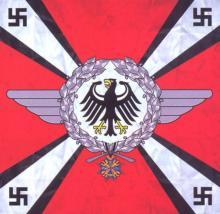 Штандарт Рейхсминистра воздушного флота 1933-1935гг.  (правая сторона)