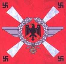 Вариант штандарта Рейхсминистра воздушного флота 1933-1935 гг (правая сторона)