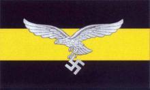 Флаг командира полка связи