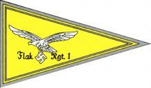 Флаг командира эскадры (авиагруппы или парашютно-егерского полка) (отменён 13 июля 1940 г.)