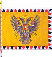 Знамя полка «Hoch und Deutschmeister»