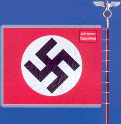 Флаг гауляйтунга «Южный Ганновер – Брауншвейг» (обр.1939-1945 года)