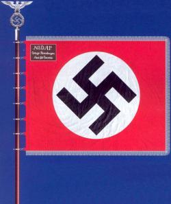 Флаг партийной администрации орстгруппы «Хемелинген» (обр.1930 года