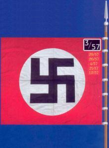 Штурмовое знамя штурмбанна SA (до 1930 года)
