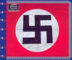 Флаг национал-социалистической фабричной ячейки (после 1935 года)