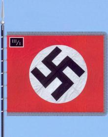 Штурмовое знамя 3-го батальона 1-го штандарта SS