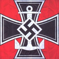 Знамя немецкого Военно-морского союза