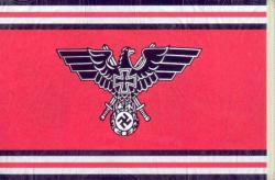 Флаг немецкого солдатского союза