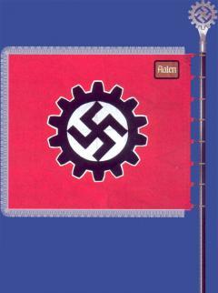 Флаг отдельной крайсгруппы DAF