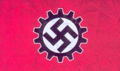 Фабричный флаг DAF