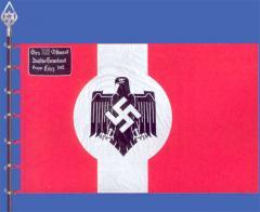 Флаг областной организации NSRL