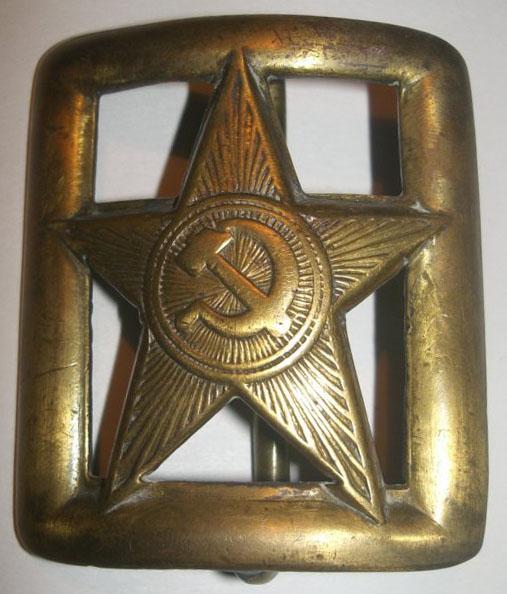 пряжка ркка образца 1935 года купить